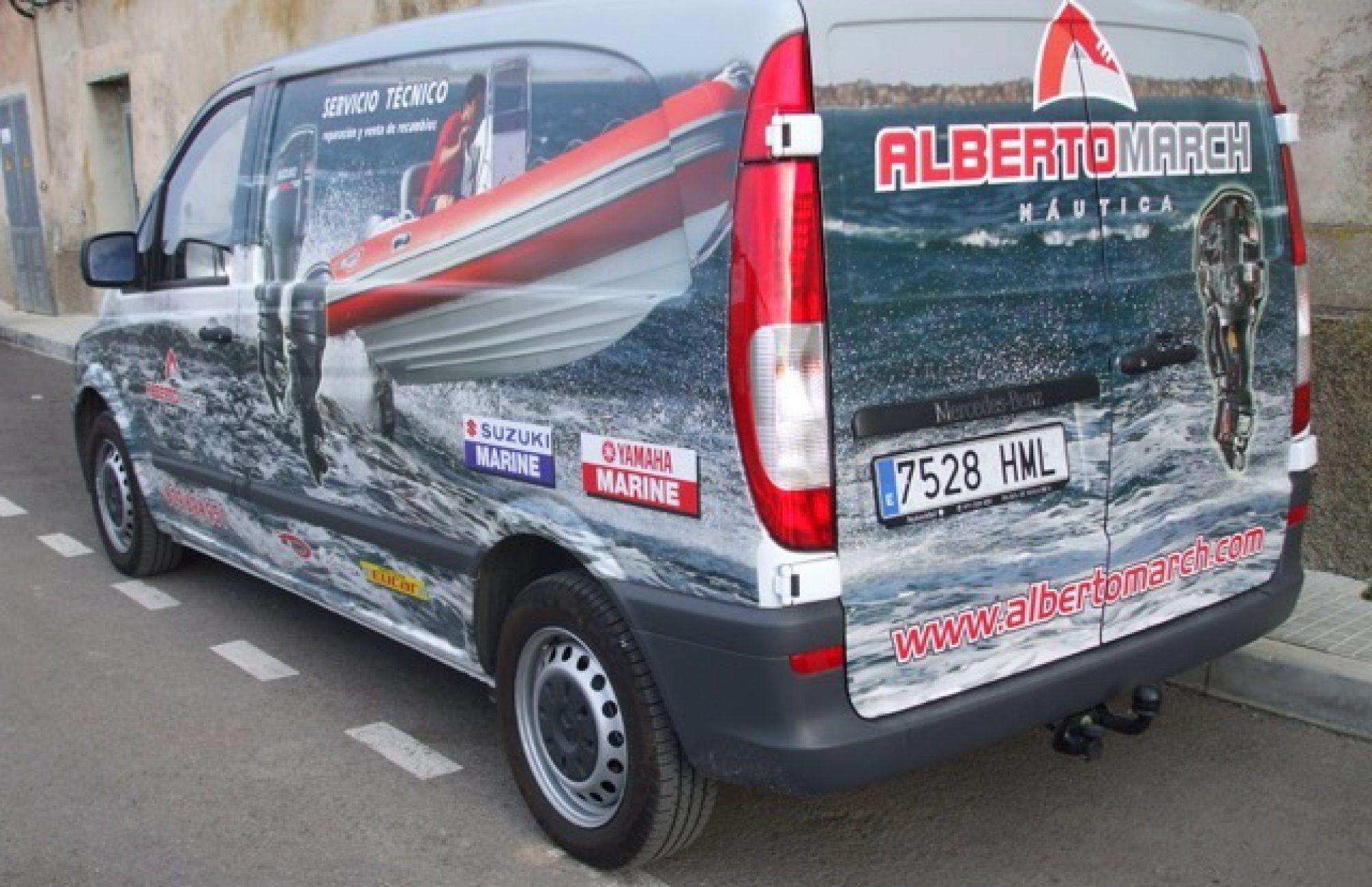 Alberto March
